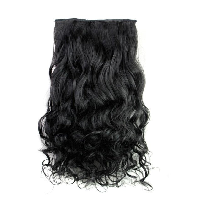 Curly Hair Synthetic Extension