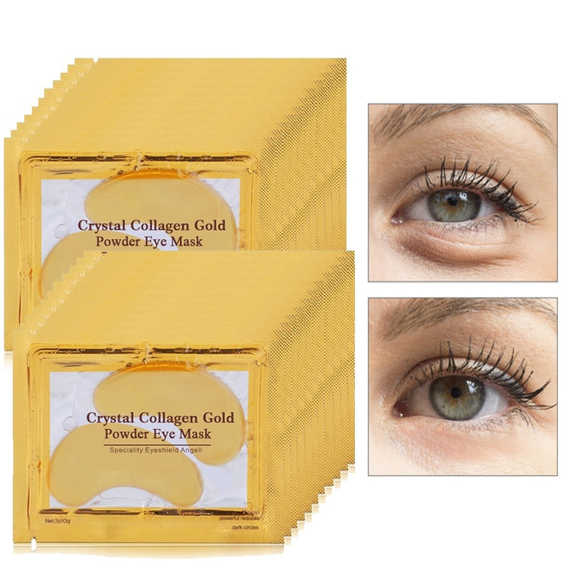 Golden Crystal Collagen Anti-Dark Circle Moisturising