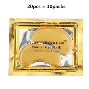 Anti-Wrinkle Golden Face Mask