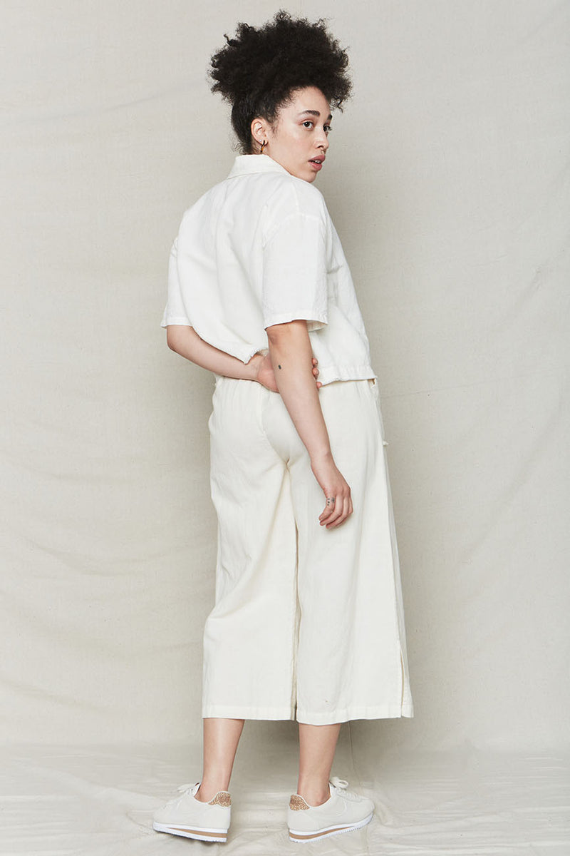 Natural Plant Dyed Lounge Pant