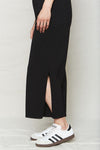 Black Organic Cotton Easy Jumpsuit