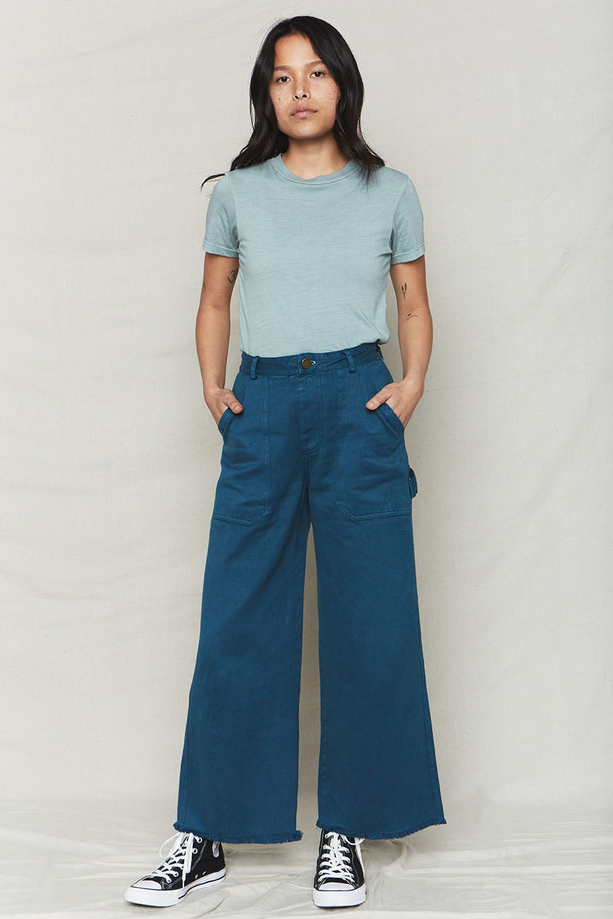 Image of Ocean Hemp Utility Pants