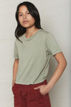 Sienna Cali Organic Cotton Crop