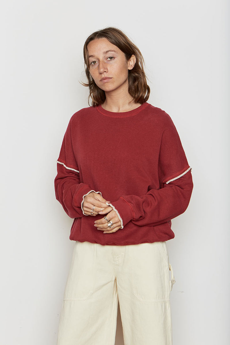 Hemp Oversized Sweatshirt