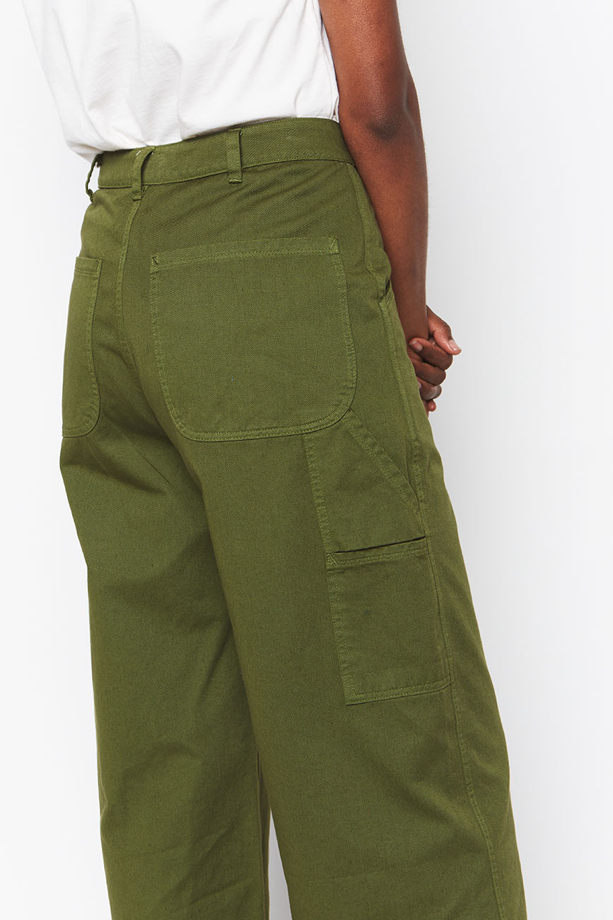 Leaf Organic Cotton Painter Pants - Back Beat Rags