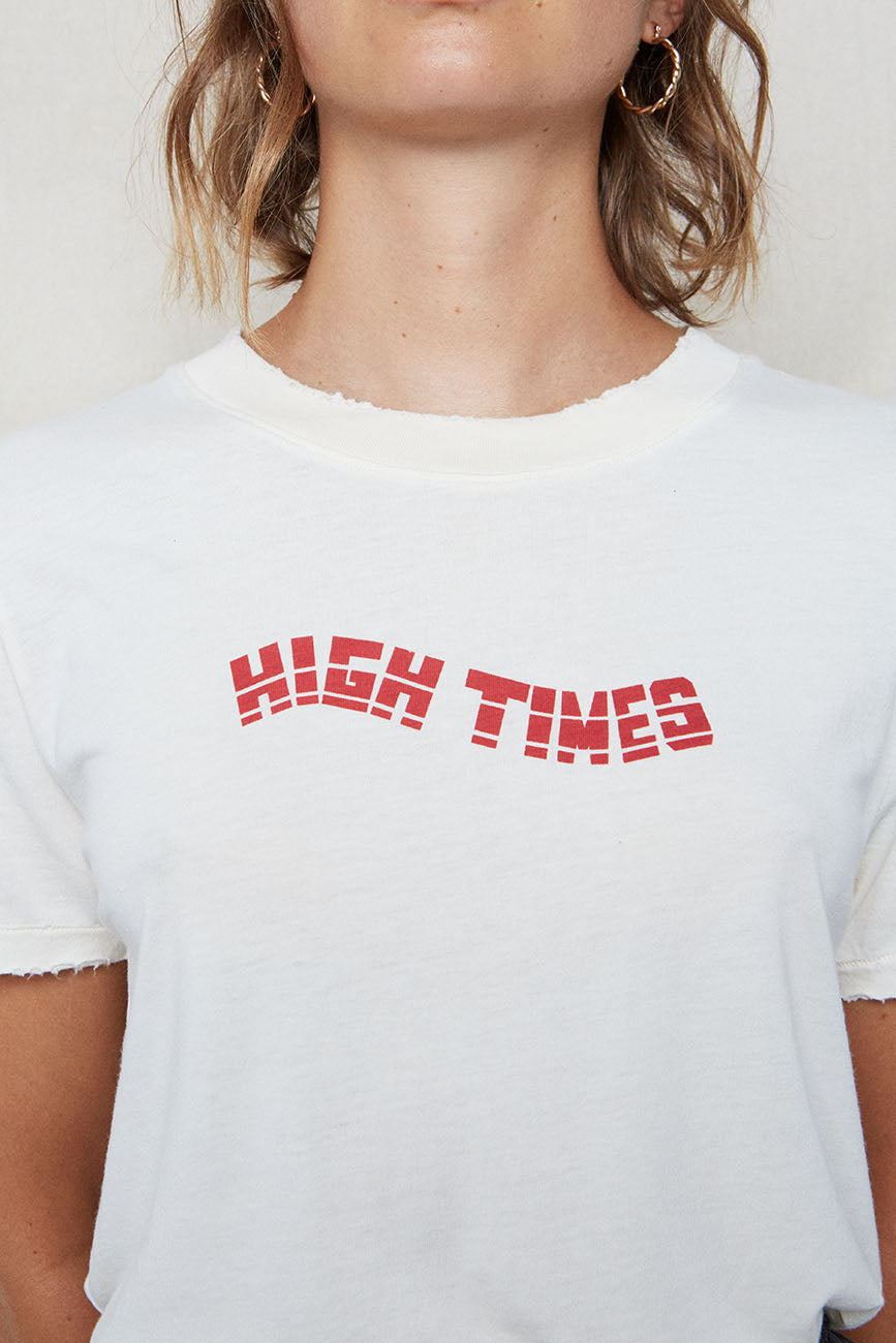 High Times Hemp Tee - Back Beat Rags