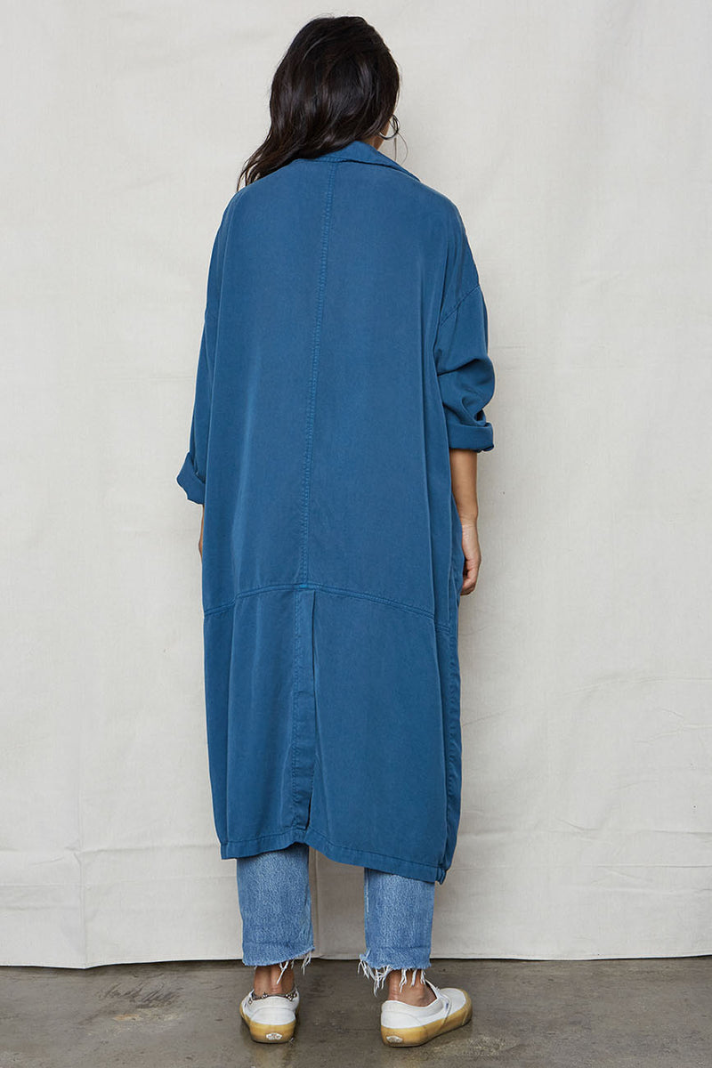 Ocean Tencel Easy Robe - Back Beat Rags