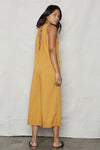 Golden Organic Cotton Everyday Jumpsuit - Back Beat Rags