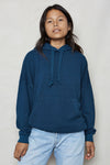 Ocean Hemp Oversized Hoodie - Back Beat Rags