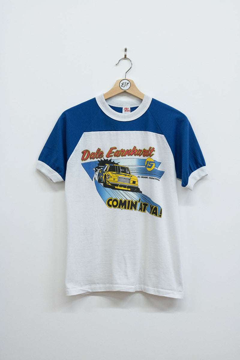 Vintage Dale Earnhardt Racing Tee - Back Beat Rags