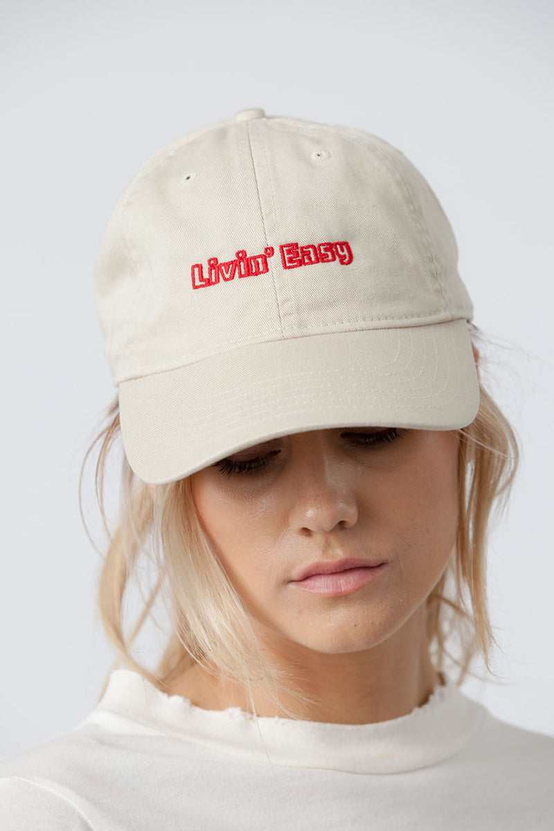 Organic Cotton cap Cream 1