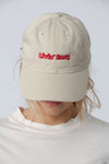 Cream Organic Cotton Hat 1