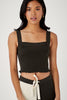Organic Cotton Lila Crop