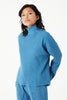 Organic Cotton Waffle Thermal Top