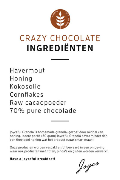 Crazy Chocolate