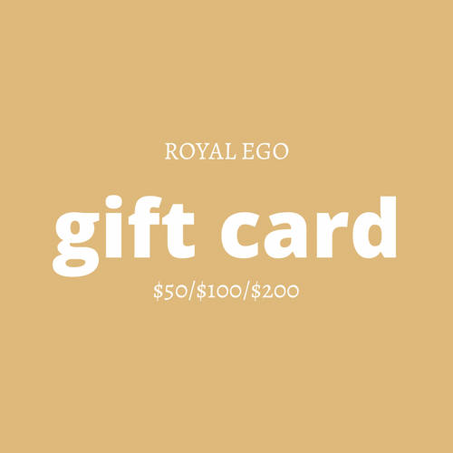 Royal Ego Gift Card