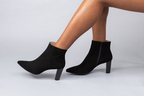 CoIX Shoes Dalston Ankle Boot Black