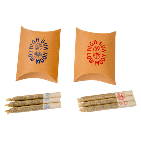 Herbal Smokes Set