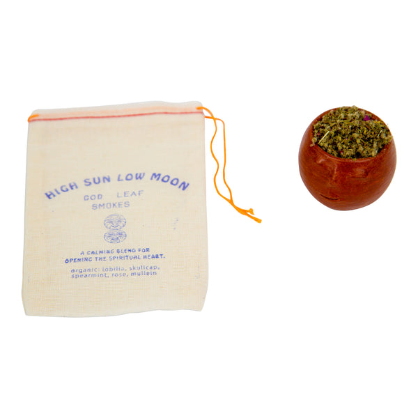 God Leaf ~ Loose Herbal Smoke Blend