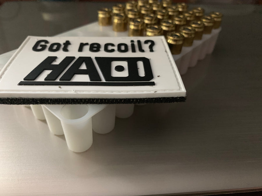 Got recoil? Patch - Herrington Arms