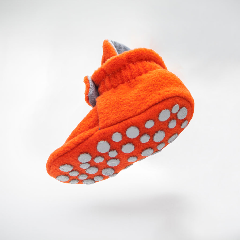 Fleece Gripper - Naranja