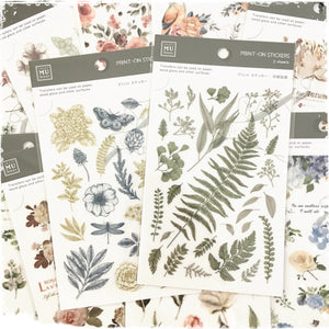 New Arrivals! MU Print-On Stickers and Sticky Notes