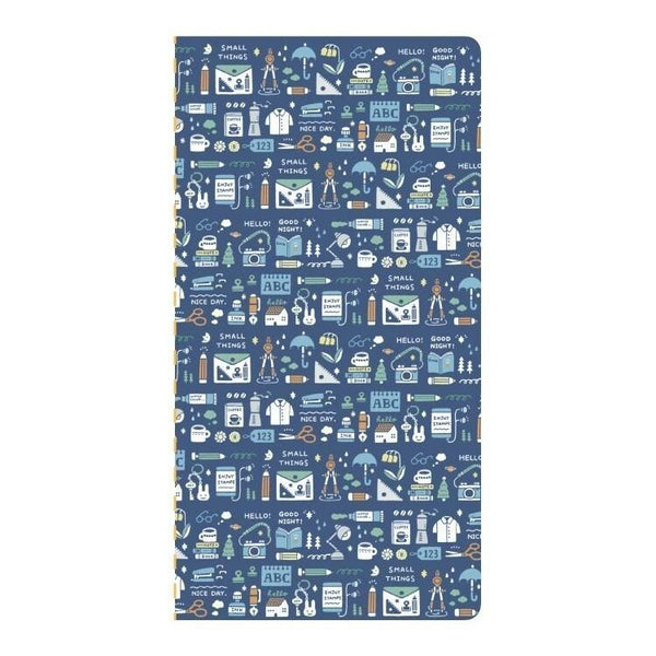 Papier Platz Eric small things grid notebook 37-326