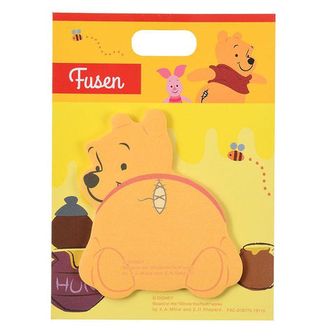 Disney Winnie the Pooh butt sticky notes