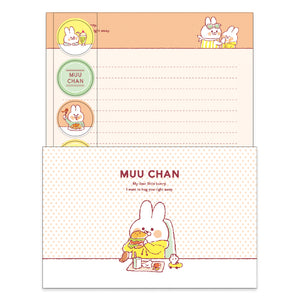 Mind Wave - Muu-chan letter set (57440)