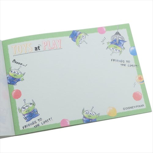 Toy Story toys at play mini memo pad 63169
