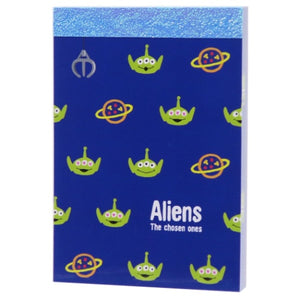 Toy Story Aliens the chosen ones mini memo pad 63865