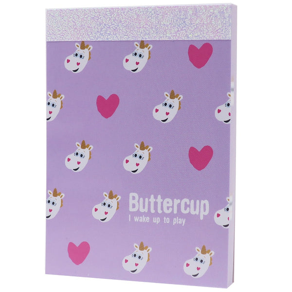 Toy Story Buttercup I wake up to play mini memo pad 63866
