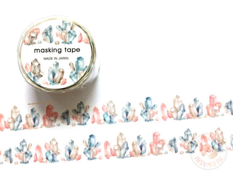 Mind Wave - Crystal die cut washi tape 94904