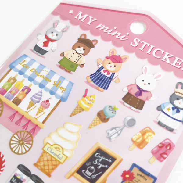 Mind Wave my mini sticker - Candy shop 79970