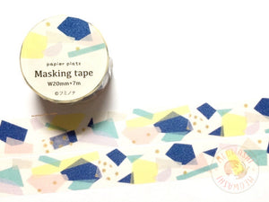 Papier Platz Fuminona - Collage washi tape 37-858