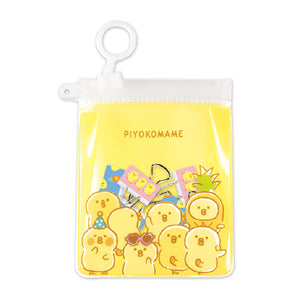 Mind Wave - Piyokomame mini binder clips 94758