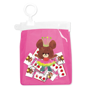 Mind Wave - The bears' school mini binder clips 94808
