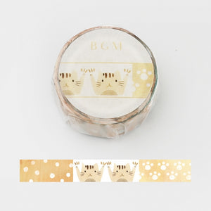BGM collage washi tape - Pet BM-LA044