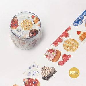BGM foil washi tape - Sweets BM-LGCB006