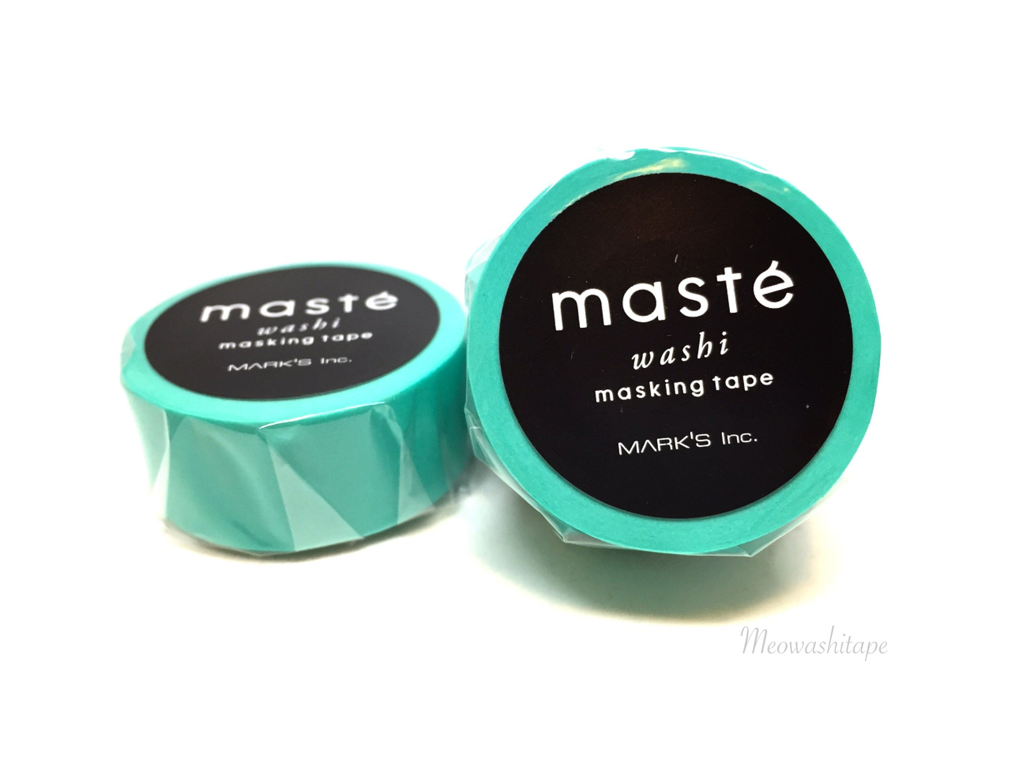 Mark's maste BASIC - Plain mint washi tape