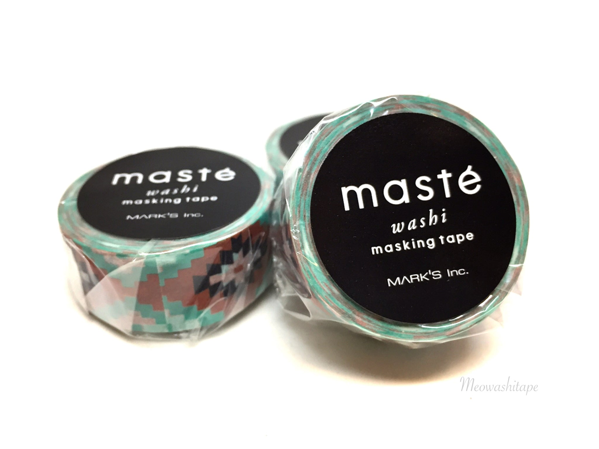 Mark's maste MULTI - Ortega bohemian washi tape