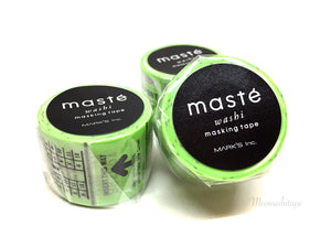 Mark's maste MULTI - Travel tickets washi tape