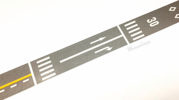 Mind Wave - Road washi tape