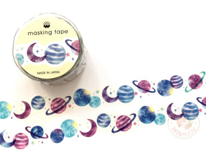 Mind Wave - Galaxy die cut washi tape 94125