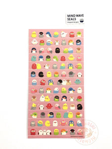Mind Wave - Small birds sticker 78886