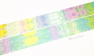 Rink color collection - Summer washi tape
