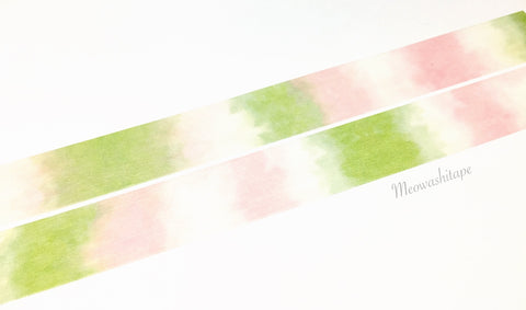 Rink color collection - Three color dango washi tape