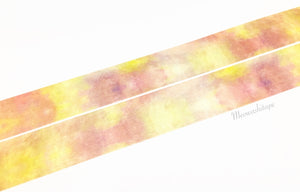 Rink color collection - Ujikintoki washi tape