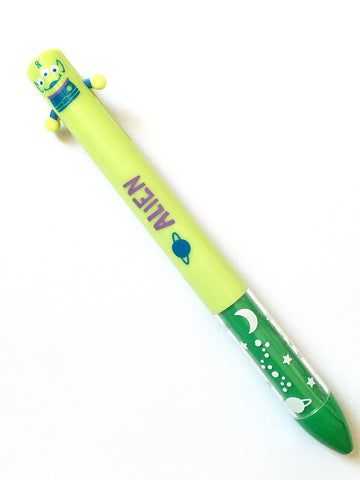 Disney Toy Story Alien 2-in-1 multicolor pen