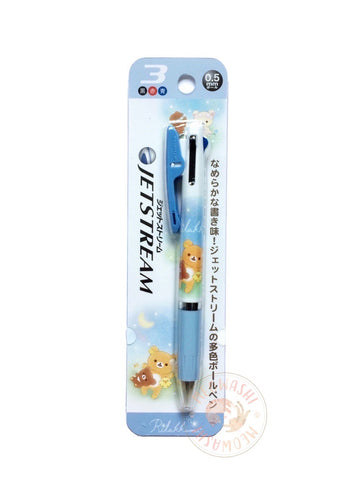 San-X Rilakkuma Jetstream multicolor ballpoint pen (PP44301)